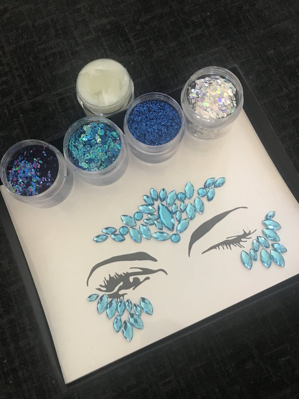 Atlantis Glitter Set